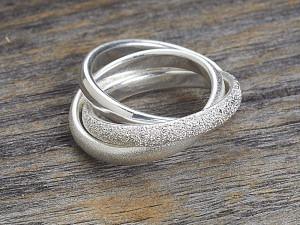 Silber Ring Trilogie